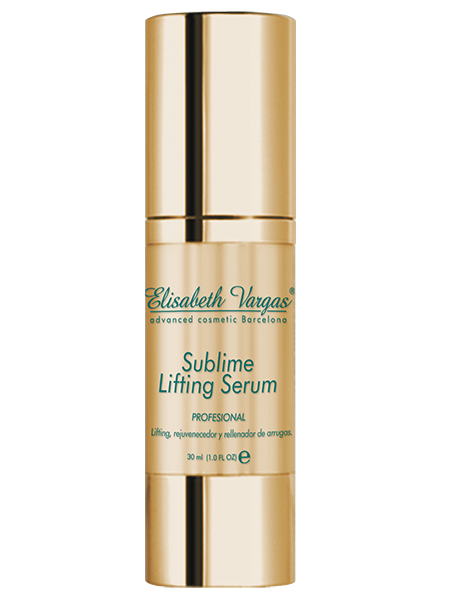 Serum efecto lifting Sublime de Elisabeth Vargas
