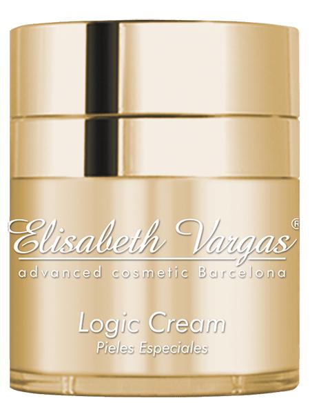 Logic Cream Regeneradora de pieles sensibles de Elisabeth Vargas