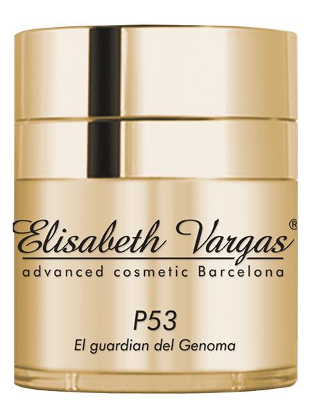 Crema P53 Regeneradora de Elisabeth Vargas