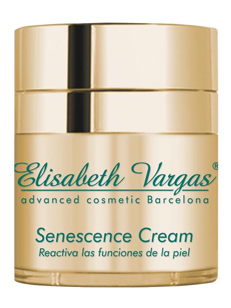 Senescense Cream Reparación celular de Elisabeth Vargas