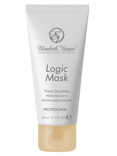 Mascarilla pieles sensible Logic Mask de Elisabeth Vargas