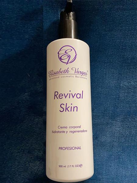 Crema corporal hidratante Revival Skin